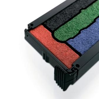 Штемпельная подушка для многоцветной печати